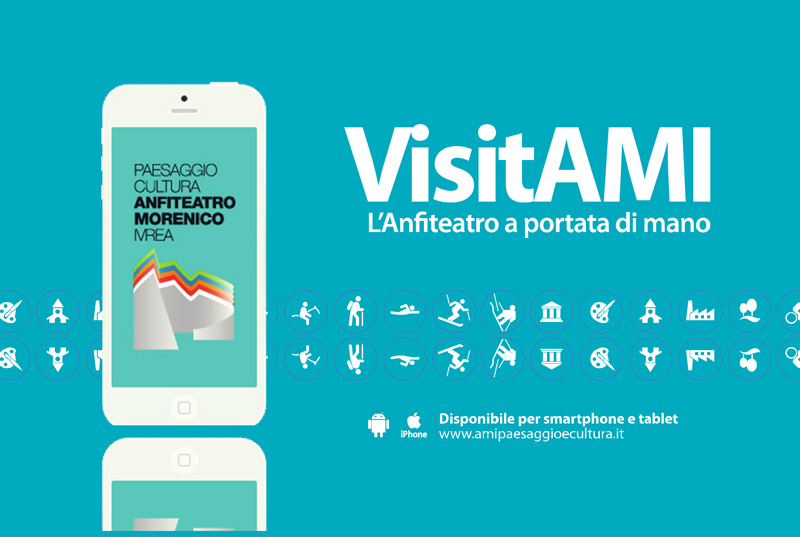 VisitAMI : L'application de l'amphithéâtre morainique