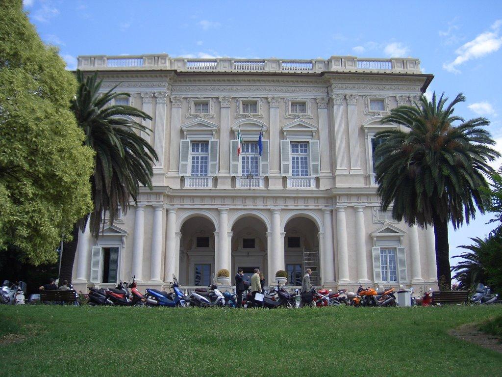 Gênes 2014 – Comment Venir