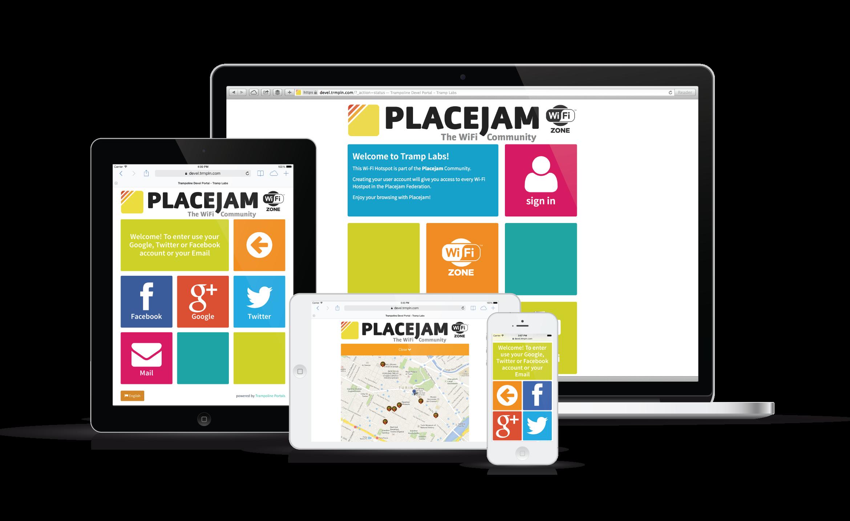PLACEJAM. Community WiFi per il Marketing Territoriale