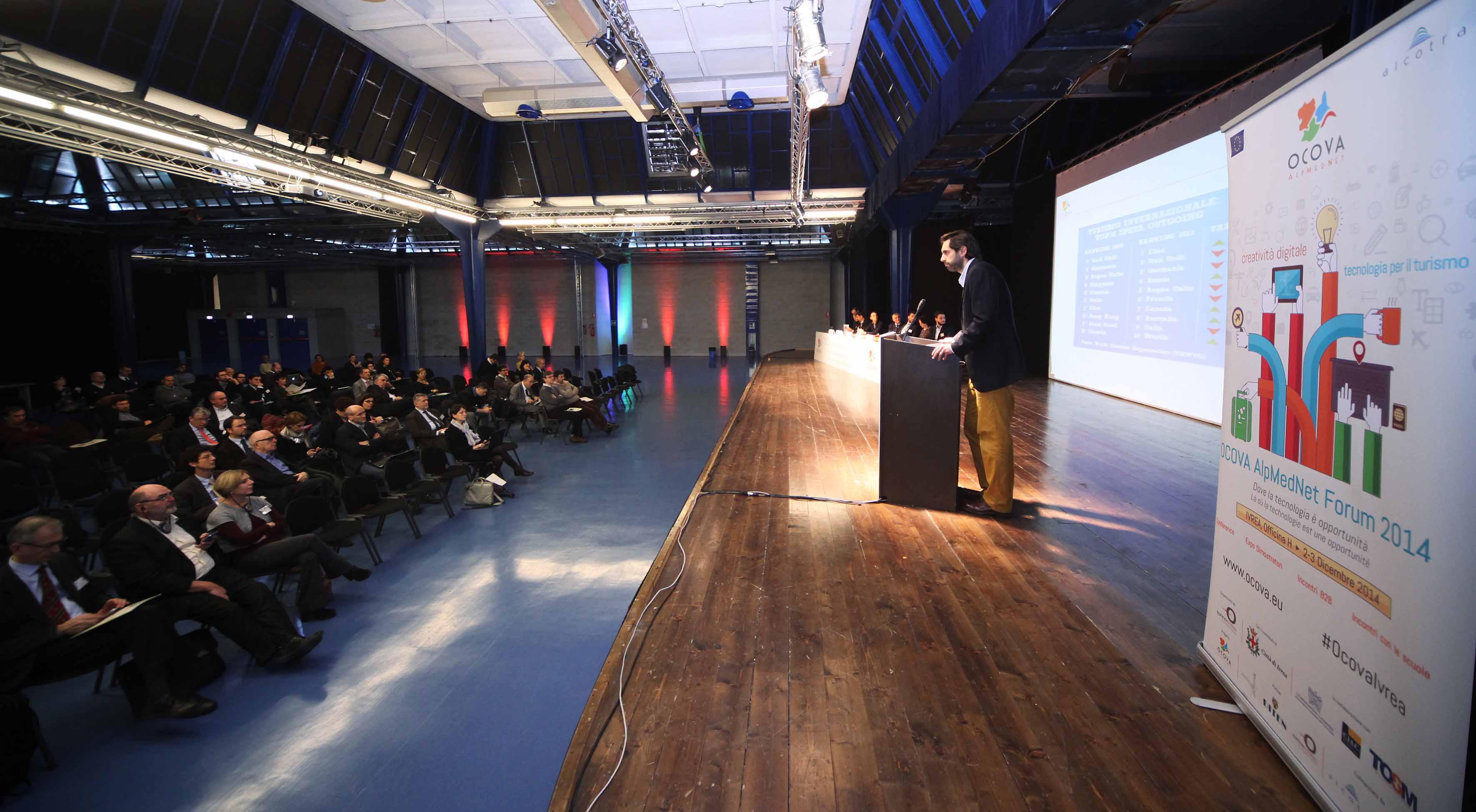 Ivrea 2014 – Conference