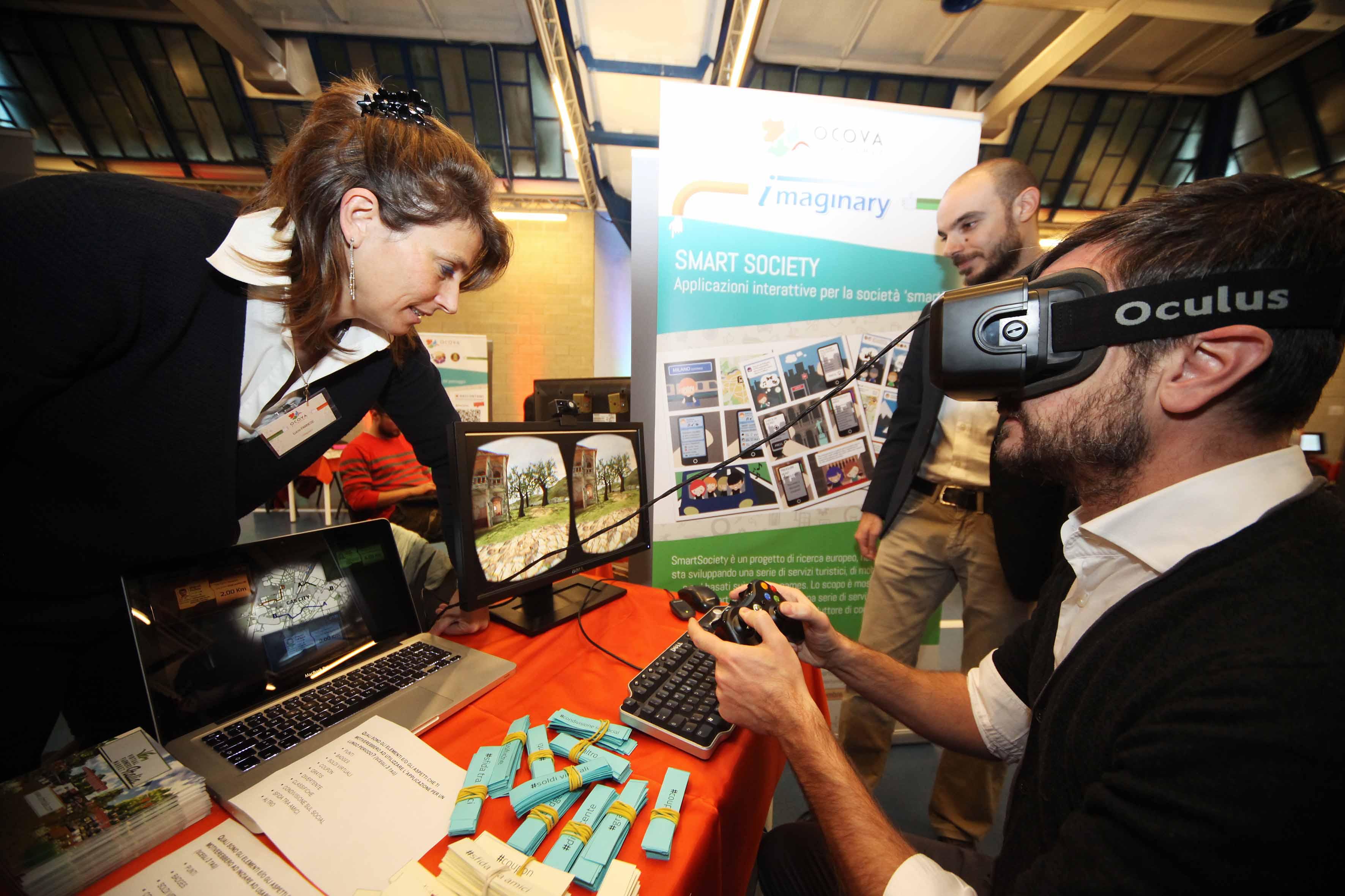 Ocova Expo: Smart Society